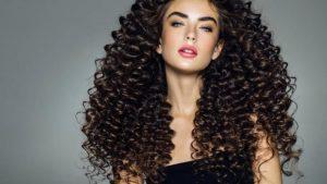 kıvırcık saç bakımı