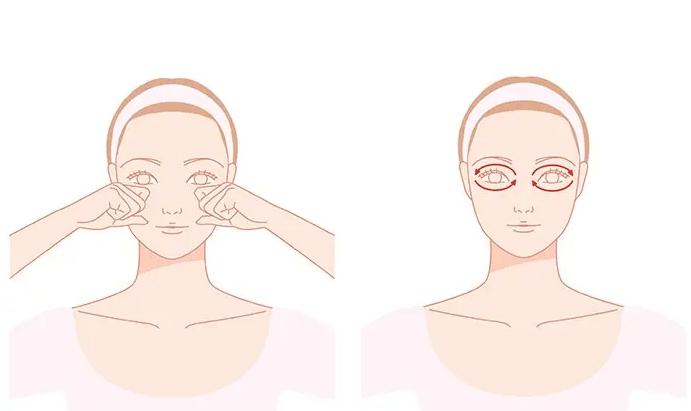 evde yüz masajının faydaları